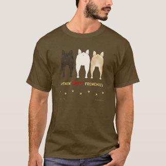 Nada termina o t-shirt da obscuridade dos camiseta