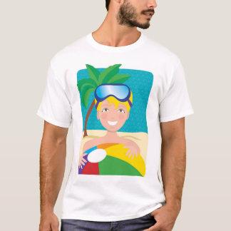 Nadador Camiseta