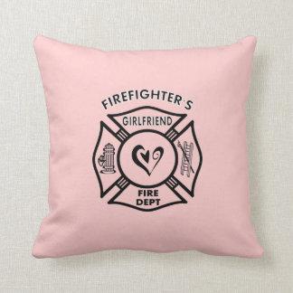 Namoradas dos sapadores-bombeiros almofada
