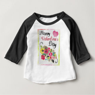 Namorados #7 camiseta para bebê