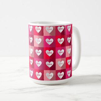 Namorados - blocos da caneca do amor