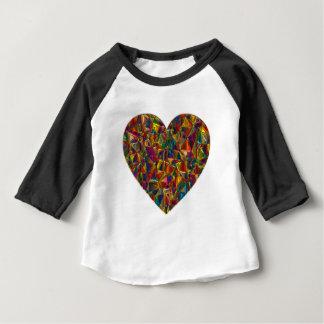 Namorados Camiseta Para Bebê