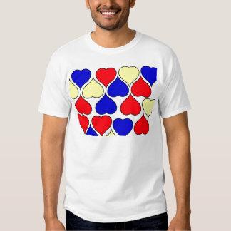 namorados camisetas