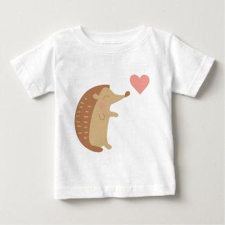 Namorados do ouriço camiseta