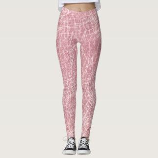Namorados no rosa pastel legging