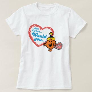 Namorados pequenos da senhorita Curioso | Camiseta