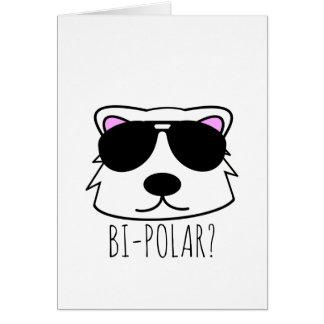 Namorados polares do Bi Cartão