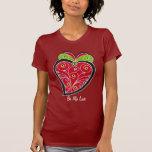 Namorados portugueses do coração - seja meu t-shirts