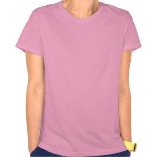 Namorados - silhueta do buldogue francês t-shirts