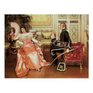 Namorico - motriz do vintage - Soulacroix Cartão Postal