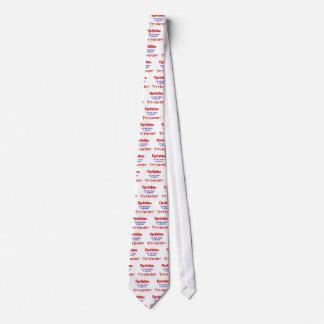 Namorico, você está fazendo-o errado gravata