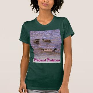 Namoricos emplumados t-shirt