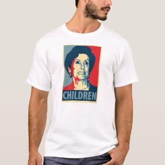 Nancy Pelosi - crianças: T-shirt de OHP Camiseta