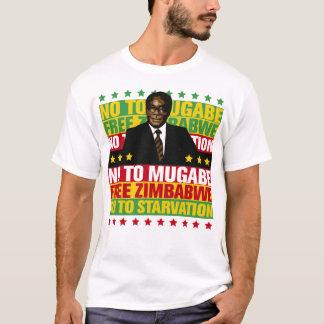 Não a Mugabe Camiseta