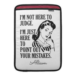 """""""Não aqui para julgar"""" as capas conhecidas feitas"""