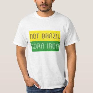 Não Brasil, ferro de Norn T-shirt