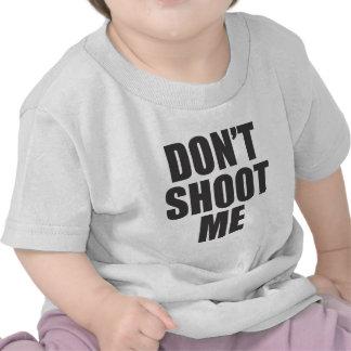 Não dispare em me - roupa do festival