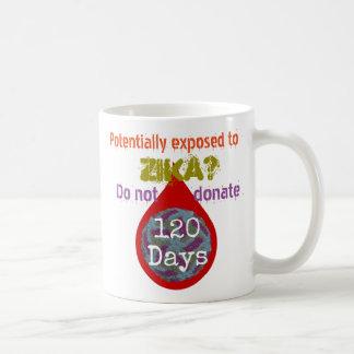 Não doe a caneca de 120 dias por RoseWrites
