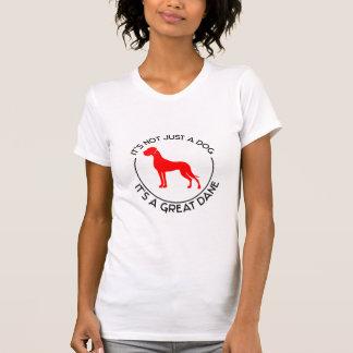 Não é apenas um cão camiseta