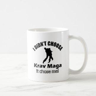 Não escolheu o maga do krav caneca de café