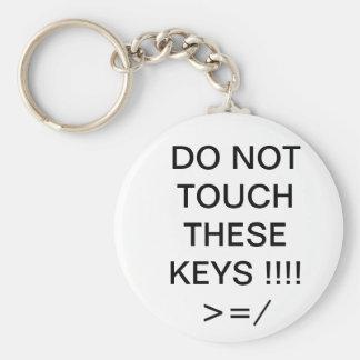 não faça chaveiro