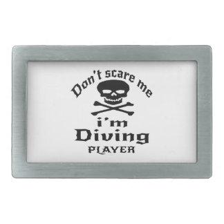 Não faz o susto mim que eu sou jogador de mergulho