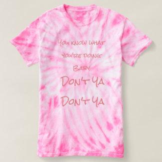 Não faz o ya camiseta