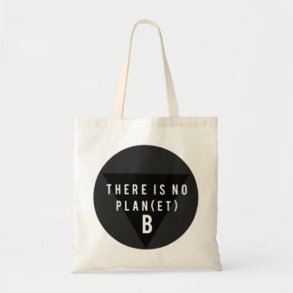 Não há nenhum bolsa reusável do planeta B