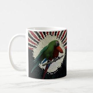 Não há nenhum encanto igual à ternura caneca de café
