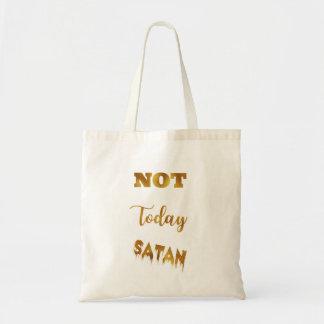 Não hoje o bolsa inspirado da satã