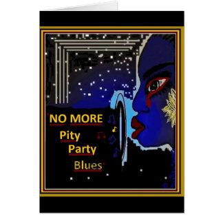 NÃO MAIS CARTÃO dos azuis do partido da piedade