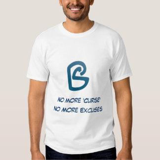 Não mais 'Curse Tshirt