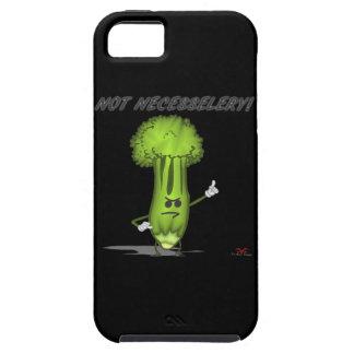 Não Necesselery! Capa Tough Para iPhone 5