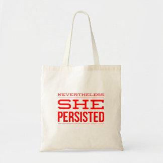 """""""Não obstante, persistiu"""" o bolsa"""