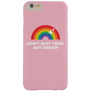 Não pare suas capas de iphone do sonho do dia