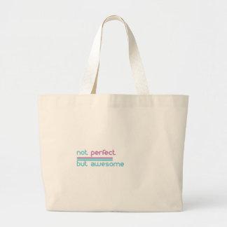 Nao perfeito…. bolsa tote grande