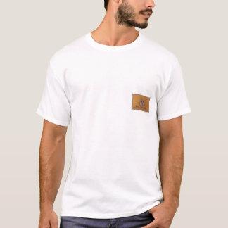 não pise em mim 3x5 camiseta