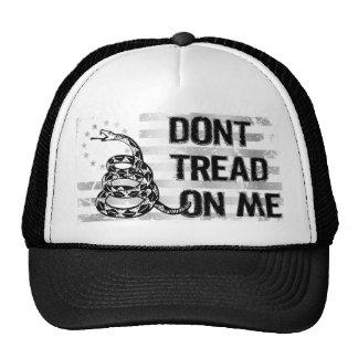 Não pise em mim o chapéu do camionista boné