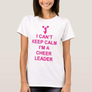 Não pode manter camisetas engraçadas calmas do