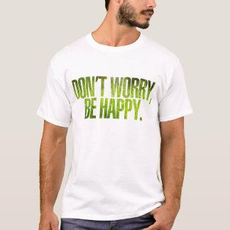 Não preocupe a camisa