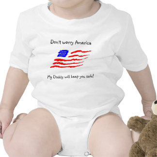 Não preocupe América Camiseta