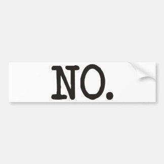 NÃO Produtos & design! Adesivos