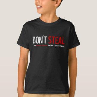 Não roube - a competição dos ódios do governo camiseta