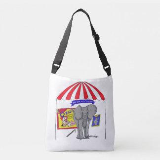 Não seu saco do elefante do circo do bolsa ajustável