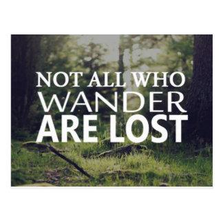 Não tudo que Wander é cartão perdido