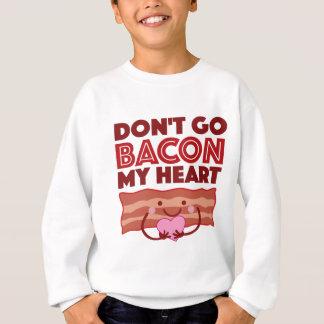 Não vai o bacon meu coração agasalho