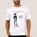 Napoleon é dinamite! t-shirt