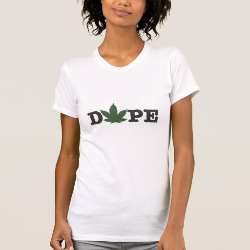 Narcótico para meninas t-shirt