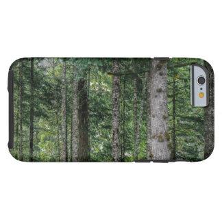 Nas madeiras capa tough para iPhone 6