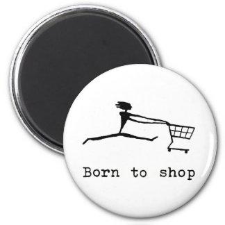Nascer a comprar ímã redondo 5.08cm